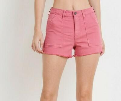 Pink Cargo Short