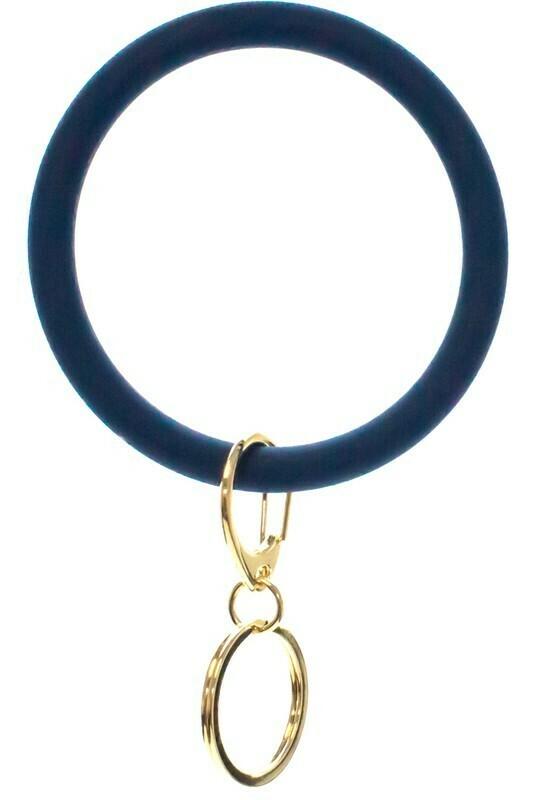 Bracelet Keychain-Navy