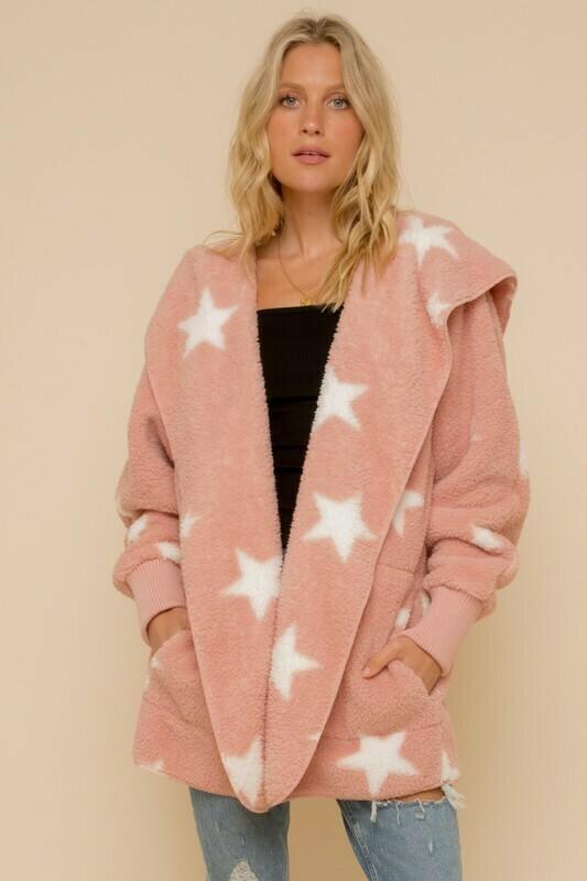Star Snuggie-Pink