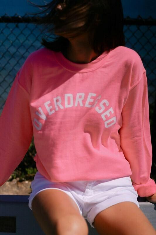 Overdressed Sweatshirt