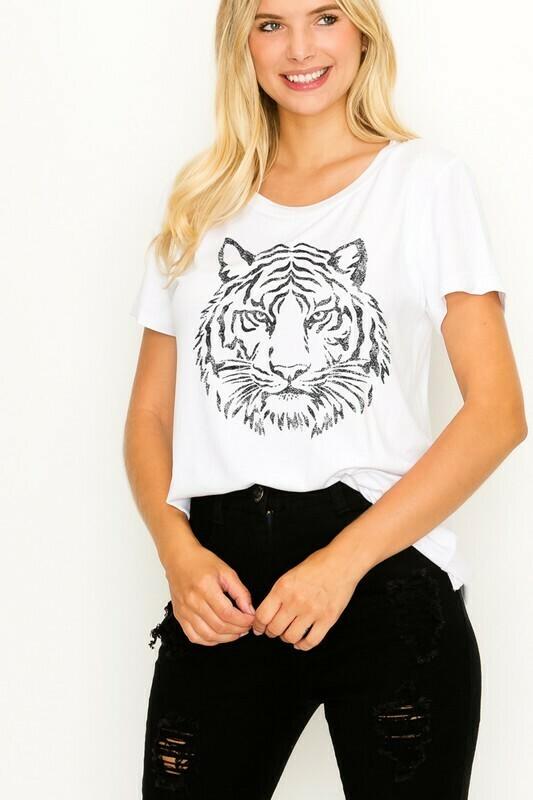 Tiger Softy Tee
