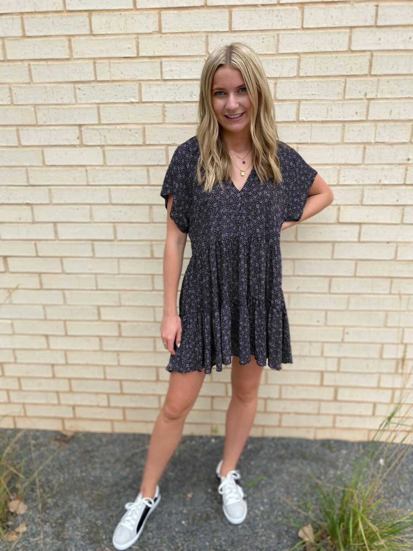 Kate Dress-Black