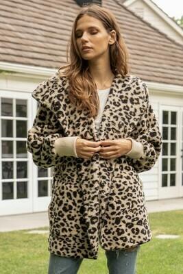Leopard Snuggie
