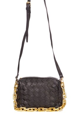 Daniella Crossbody-Black