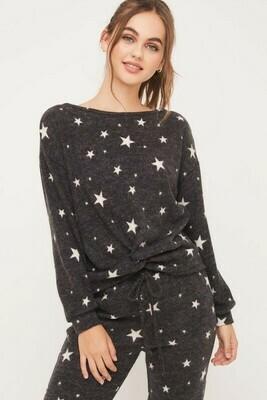 Starry Night Pullover