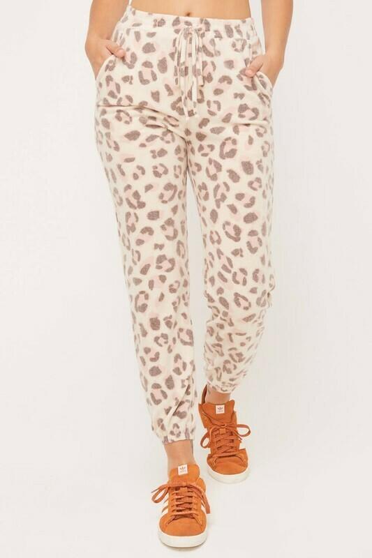 Softy Cheetah Jogger