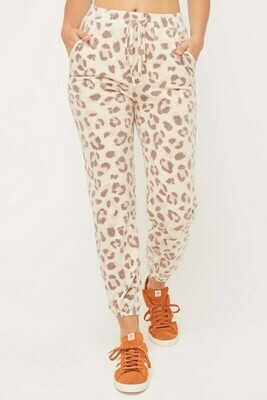 Softy Cheetah Jogger