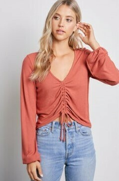 Rouched Top-Rust