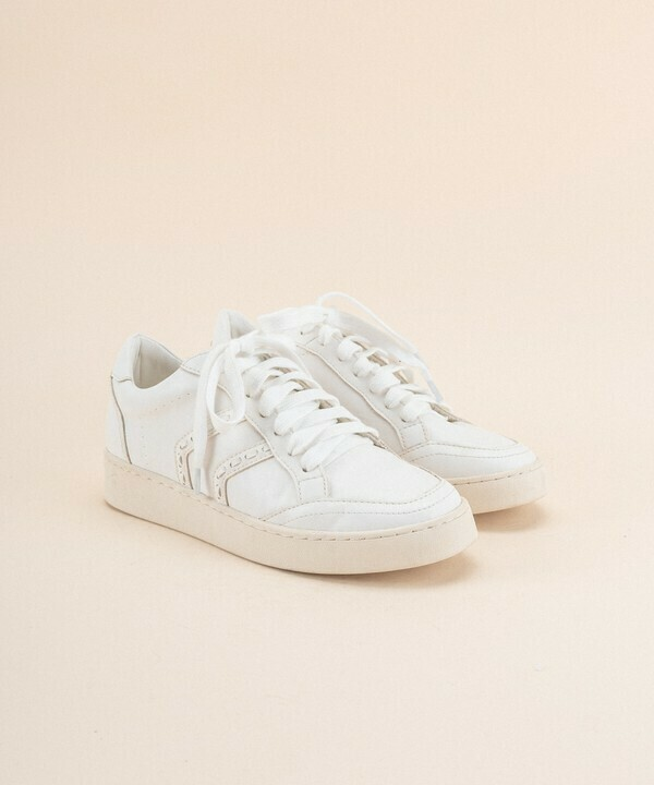 White Out Sneaker