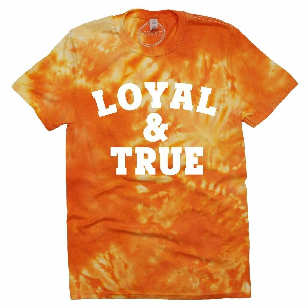 Loyal & True Tie Dye