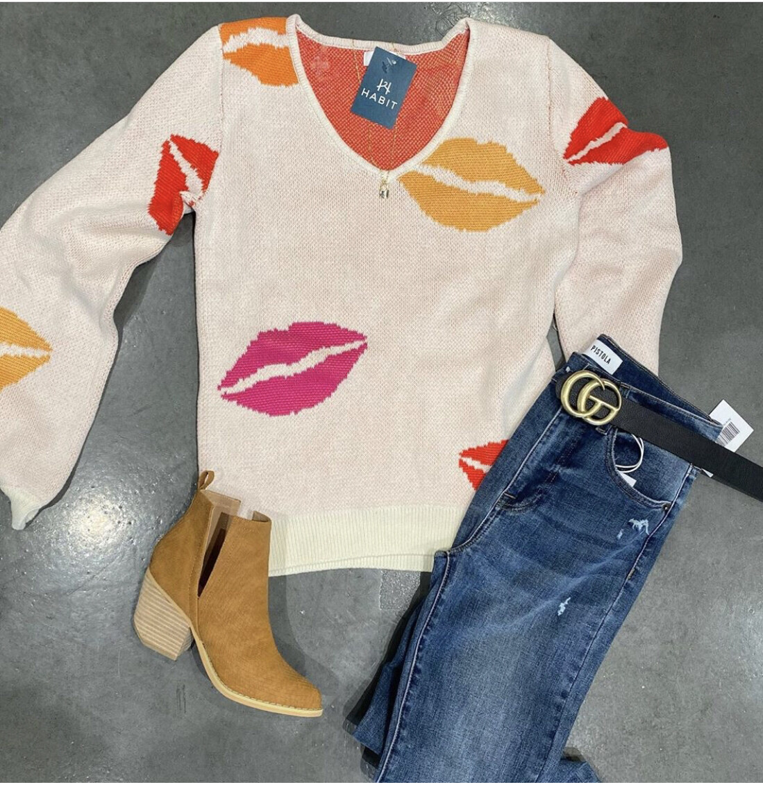 Kisses Sweater