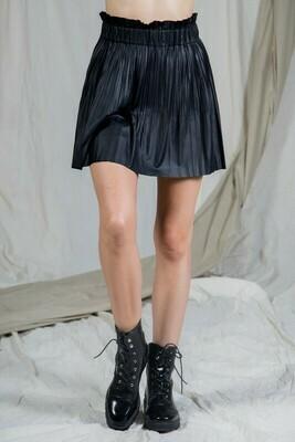 Prissy Pleats Skirt