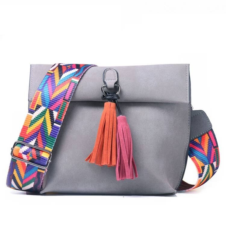 Brandy Bag-Grey