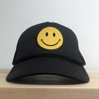 Smile Hat-Blk