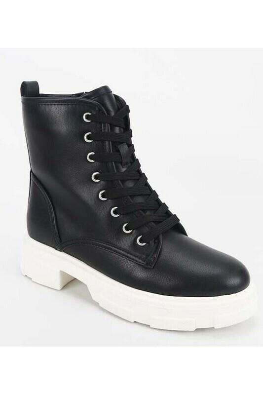 Brandie Boot-Blk