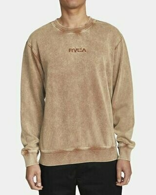 Mineral Crew Pullover-Camel