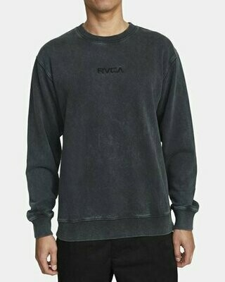 Mineral Crew Pullover-blk