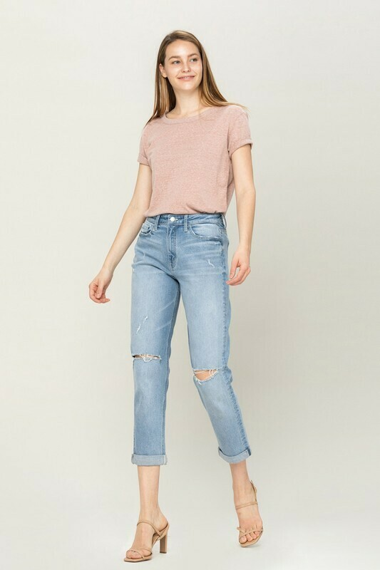 CC Stretch Mom Jean