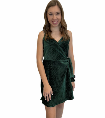 Jade Wrap Dress
