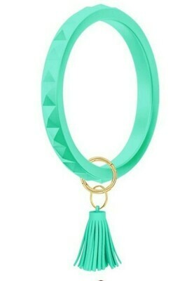 Diamond Keychain-Mint
