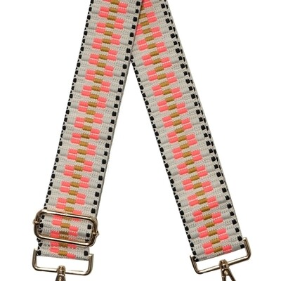 Neon Pink Strap