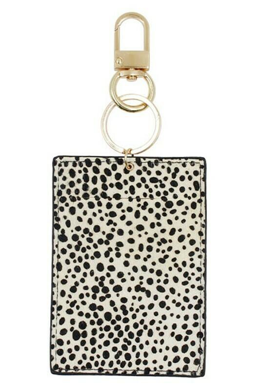 Card Case-Ivory