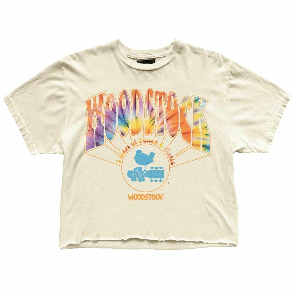 Tie Dye Woodstock