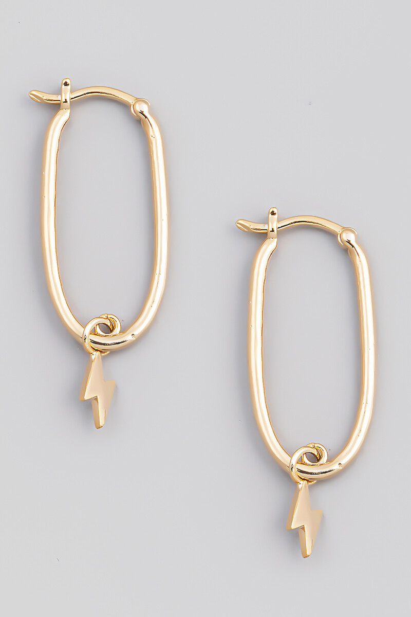 Oval Bolt Hoops