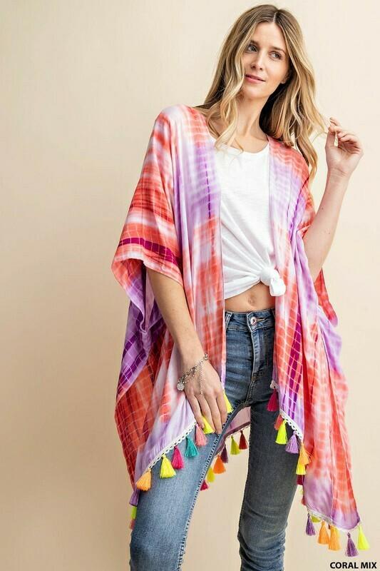 Take Me Away Kimono