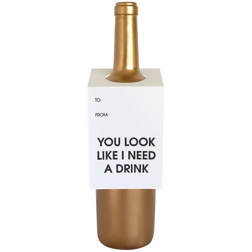 Need A Drink Wine Card