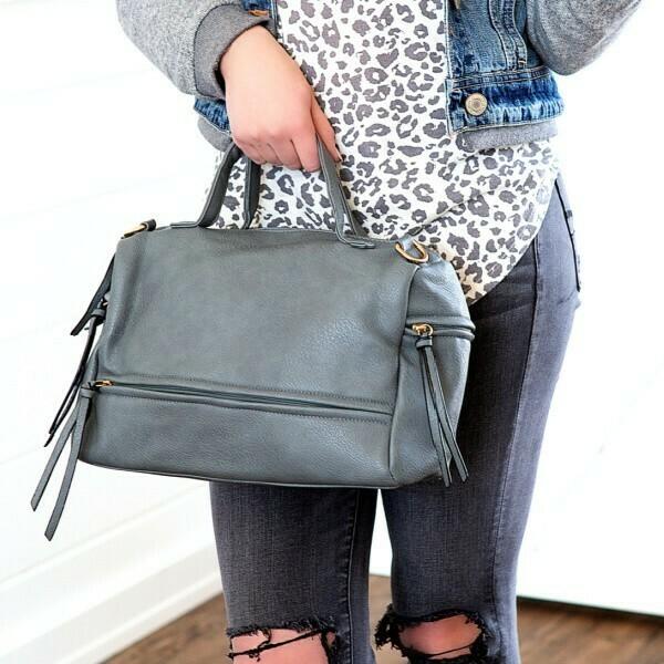 Blakely Bag-Gry