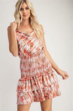 Coral Dreams Dress