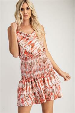 Coral Dreams Dress