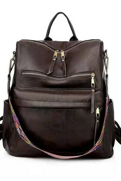 Mel Bag-Brown