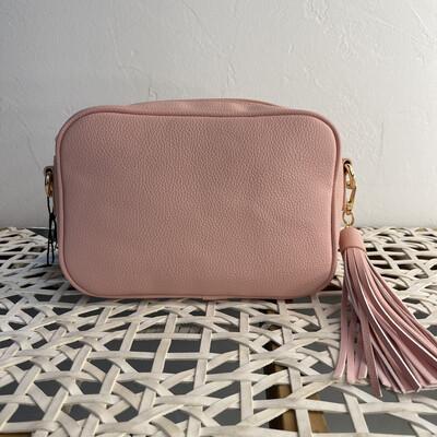 Tassel Bag-Pink