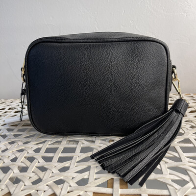 Tassel Bag-Blk