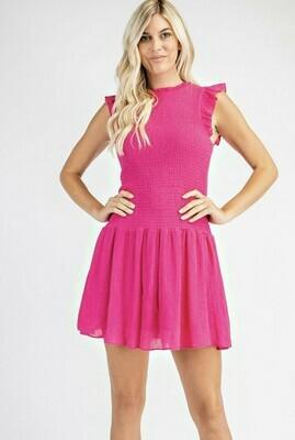 Hott Pink Dress