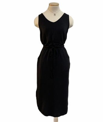 Elaine Dress-Blk