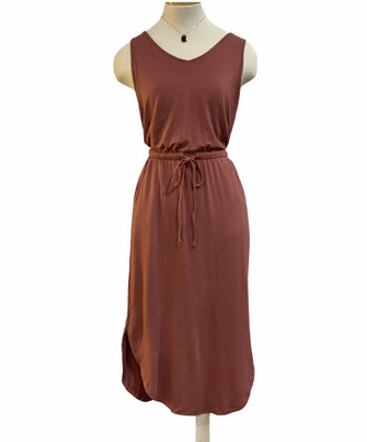 Elaine Dress-Clay