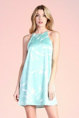 Sundee Dress-Mint