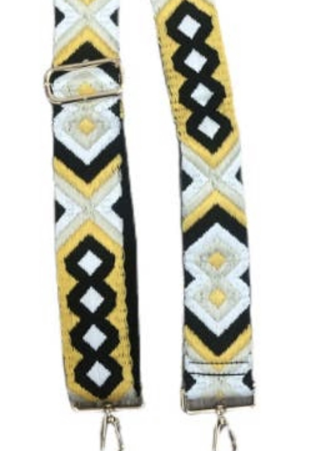 Aztec Strap-Yellow