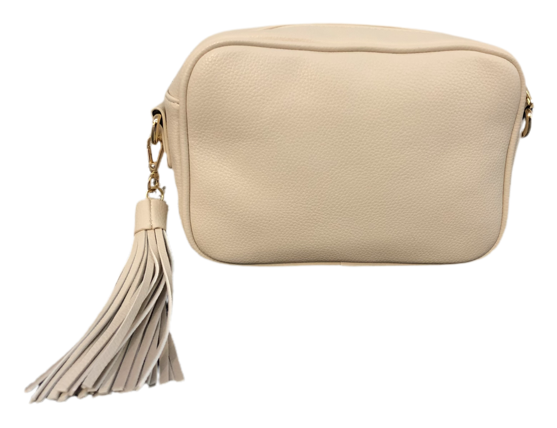 Tassel Bag-Cream