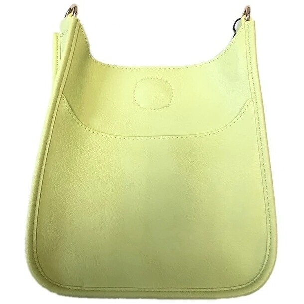 Mini Vegan Messenger-Lime