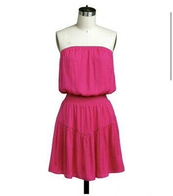 Whitney Dress-Pink