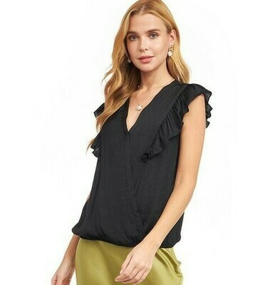 Sweetie Top-Blk