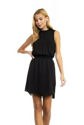 Sara Beth Dress-Blk
