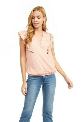 Sweetie Top-Rose