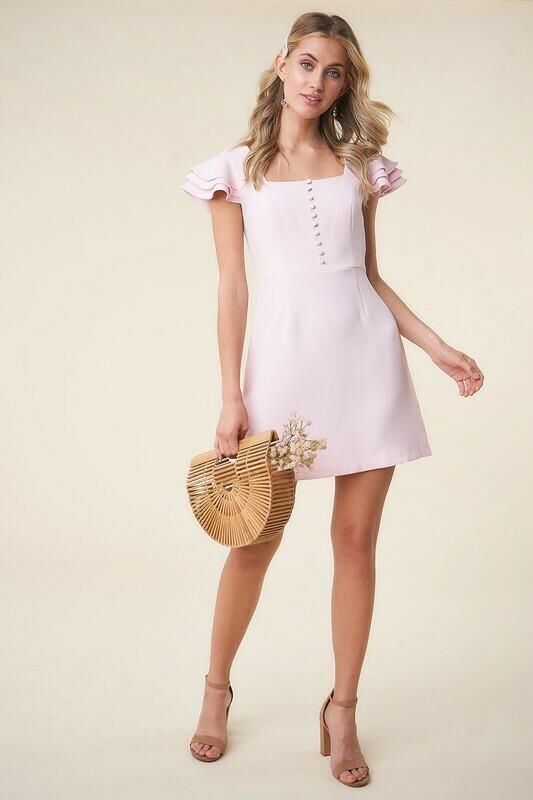 Sweetest Pink Dress