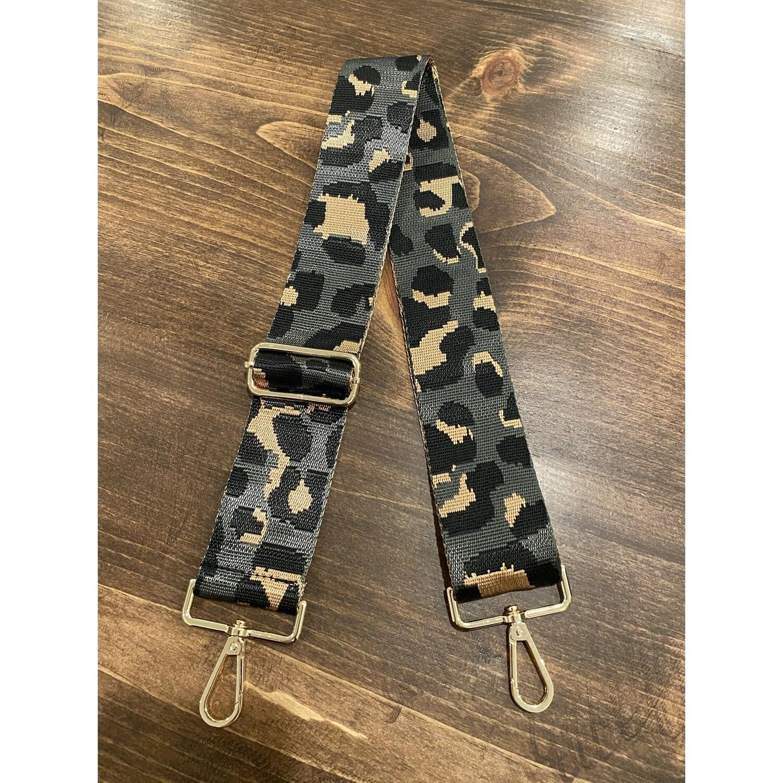Leopard Strap-Char