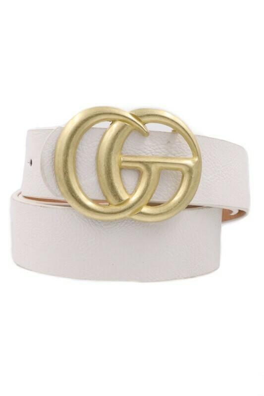 Double G White Belt